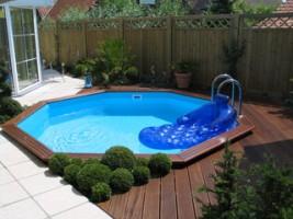 piscine bois 5m. Black Bedroom Furniture Sets. Home Design Ideas